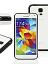 Pour Samsung Galaxy Coque Autre Coque Coque Arrière Coque Couleur Pleine Polycarbonate pour Samsung S5