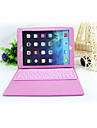 Case For iPad Mini 3/2/1 with Stand with Keyboard Flip Full Body Cases Solid Color Hard PU Leather for