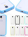 Case For Samsung Galaxy Samsung Galaxy Case Other Back Cover Solid Color PC for S4