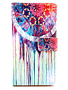 Case For Nokia Nokia Lumia 830 Nokia Case Card Holder Wallet with Stand Full Body Cases Dream Catcher Hard PU Leather for