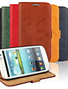 Bark Grain PU Leather Full Body Cover with Stand and Case for Samsung Galaxy S3 I9300