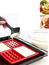 Инструменты для выпечки Силикон Своими руками / Творческая кухня Гаджет Вафельная ткань / конфеты / Печенье Формы для нарезки печенья /