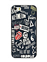Coque Pour Apple iPhone 8 iPhone 8 Plus Coque iPhone 5 iPhone 6 iPhone 6 Plus iPhone 7 Plus iPhone 7 Motif Coque Mot / Phrase Dur PC pour
