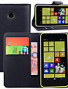 Case For Nokia Lumia 925 Nokia Lumia 630 Nokia Nokia Lumia 530 Nokia Lumia 930 Nokia Case Card Holder Wallet with Stand Full Body Cases