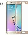 Protetor de Tela Samsung Galaxy para S6 edge Vidro Temperado Protetor de Tela Frontal Anti Impressao Digital