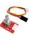 Adjustable Potentiometer Module for Arduino Intelligent Home Furnishing