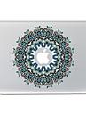 1 piece pour Anti-Rayures Fleur Motif MacBook Air 13\'\'