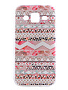 Case For Samsung Galaxy Samsung Galaxy Case Pattern Back Cover Geometric Pattern TPU for Grand Prime Core Prime Alpha