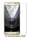 ASLING® 0.26mm Rounded Edge Transparent 9H Toughened Glass Membrane Screen Protector for Samsung Galaxy Note5(5.7 inch)