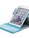 Clavier sans fil Bluetooth peut etre divise de quitter etui en cuir PU pour iPad 4 / iPad 3 / iPad 2