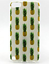 Pineapple Painting Pattern TPU Soft Case for iPod Touch 5 iPod Cases/Covers
