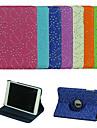Capinha Para iPad Mini 3/2/1 Com Suporte Origami Rotacao 360° Capa Protecao Completa Azulejo PU Leather para iPad Mini 3/2/1