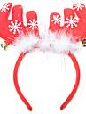 Articles pour Celebrer Noel Bandeau Bois de Reines grelot Textile Plumes Coton Jouet Cadeau 1 pcs