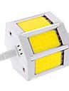 R7S LED лампы типа Корн T 3 светодиоды COB Декоративная Тёплый белый Холодный белый 960lm 2800-3200/6000-6500K AC 85-265V