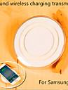 아이폰 x 8 삼성 갤럭시 s8 플러스 참고 8 내장 된 제나라 리시버 스마트 폰을위한 제나라 무선 충전기