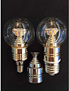 2700-3500 lm E14 E26/E27 Ampoules Bougies LED A50 25SMD diodes electroluminescentes SMD 2835 Decorative Blanc Chaud AC 110-130V CA
