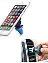 Bil iPhone 6 Plus / iPhone 6 / iPhone 5S Monter stativholder 360° Rotation iPhone 6 Plus / iPhone 6 / iPhone 5S Alt-i-en Plast Holder