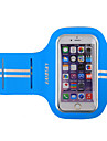 HAISKY L Faixa de Braco Bolsa Celular para Corridas Ciclismo / Moto Corrida Cooper Bolsas para Esporte Vestivel Sensivel ao Toque Telefone