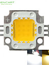 10W 900LM White/Warm White 3000K/6000K High Bright LED Light Lamp Chip DC 32-35V
