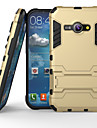 Coque Pour Samsung Galaxy Samsung Galaxy Coque Antichoc Avec Support Coque Armure PC pour J1 Ace