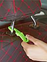 Крючки для сумок / Крючки для кухни / Оригинальные крючки / Крючки Пластик с 1pcs , Особенность является Открытые / Дорожные , Для