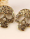 Women\'s Stud Earrings - Personalized Fashion European Skull For Party Halloween Daily Casual