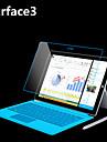 마이크로 소프트 표면 3 10.8에 대한 강화 유리 화면 보호 필름을 9H