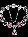 Women\'s Crystal Chain Bracelet - Cubic Zirconia Vintage, Party, Fashion Bracelet Rainbow For Daily