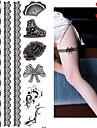 JT - многоцветный - Прочее - Временные тату - для Ребенок / Для детей / Женский / Girl / Мужской / Взрослый / Boy / Подростки - 1 Package