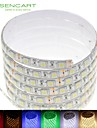 SENCART 300 LEDs Warm White Cold White Natural White RGB Green Yellow Blue Red Waterproof Decorative DC 12V