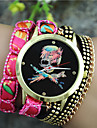 Women\'s European Style Fashion Pirate Captain Wrist Watch Bracelet Watch Cool Watches Unique Watches
