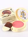 1 Blush Secos Gloss com Purpurina Brilhante Longa Duracao Natural Cara