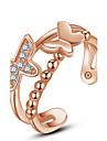 Homme Femme Couple Couple de Bagues bijoux de fantaisie Argent sterling Bijoux Pour Mariage Soiree Quotidien