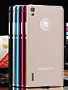 Huawei P7 - 메탈 - 뒷면 커버 - 특별 디자인 - 케이스 커버