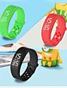 W6 Датчик для отслеживания активности / Смарт-браслет / Ремешки на рукуИзрасходовано калорий / Педометры / будильник / LED / Пригодно для