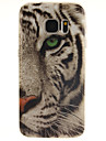 For Samsung Galaxy S7 Edge Pattern Case Back Cover Case Animal TPU Samsung S7 edge / S7 / S6 edge plus / S6 edge / S6