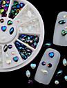 1 네일 쥬얼리 반짝이는 & Poudre 기타 장식 추상화 클래식 카툰 러블리 웨딩 일상 추상화 클래식 카툰 러블리 웨딩 고품질