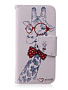 Case For Apple iPhone X iPhone 8 iPhone 6 iPhone 6 Plus Wallet with Stand Flip Full Body Cases Animal Hard PU Leather for iPhone X iPhone