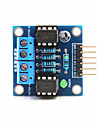 2-Way DC Motor Drive Module for Arduino+Raspberry Pi - Blue