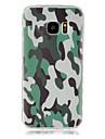 Coque Pour Samsung Galaxy Samsung Galaxy Coque Motif Coque Camouflage TPU pour S7 S6 edge S6 S5 Mini S5 S4 Mini S4 S3 Mini S3 S2