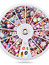 1wheel  Mix Sequins 3d Nail Art Decorations