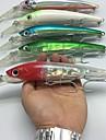 "1 pcs Fishing Lures Hard Bait Jigs Minnow g / Ounce, 180mm mm / 7-3/4"" inch, Hard Plastic Steel Wire Sea Fishing Bait Casting Jigging"