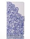 para Samsung Galaxy S8 alem de flores carteira de couro para Samsung Galaxy S3 S4 S5 S6 S7 s5mini S6 S7 borda mais s7 borda