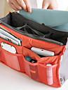 Travel Toiletry Bag Travel Luggage Organizer / Packing Organizer Travel Storage Multi-function for Clothes Nylon / Women\'s Travel