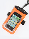 Dry Boxes Dry Bag / Waterproof Bag Waterproof For Cellphone Diving / Snorkeling PVC for Unisex