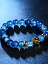 Crystal Strand Bracelet - Crystal Head Bracelet Rose / Brown / Blue For Christmas Gifts / Daily / Casual