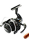FISHDROPS BSLGH6000 4.7:1, 13 Ball Bearings One Way Clutch Spinning Fishing Reel, Right & Left Hand Exchangable  Lure Fishing Sea Fishing