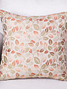 1 pcs Polyester Pillow Cover, Floral Traditional