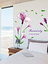 Botanical Wall Stickers Plane Wall Stickers Decorative Wall Stickers Photo Stickers, Vinyl Home Decoration Wall Decal Wall