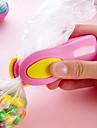 портативные мини-закуски пластиковые мешки тепло запайки попутчика типа давления руки